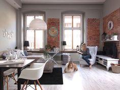 65-metrowe mieszkanie w pięknej kamienicy w Gliwicach. Kasia i Wojtek dostali je w prezencie ślubnym