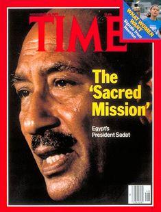 TIME Magazine Cover: Anwar Sadat - Nov. 28, 1977