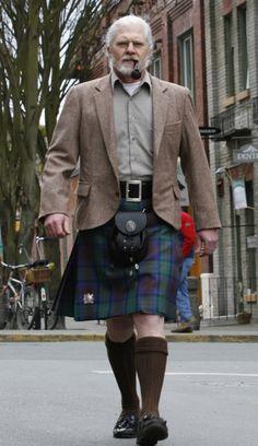 Traditional Highland Civilian Dress: A Visual Guide