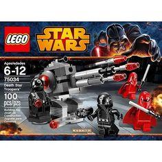 LEGO 75037 Star Wars Battle Saleucami Clone Droids  NISB HOU TX