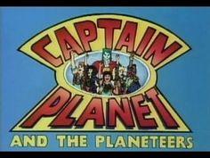 ▶ Abertura Capitão Planeta - YouTube