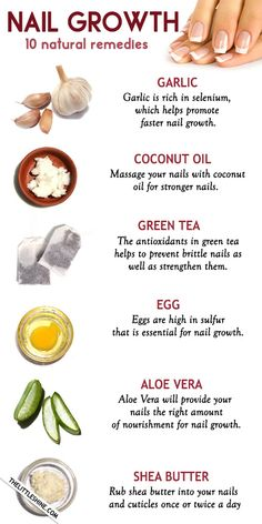Nail Growth Faster, Nail Growth Tips, Nail Care Tips, Beauty Tips Nails, Make Nails Grow, Grow Nails Faster, Coconut Oil Massage, Nail Care Routine, Nagel Hacks