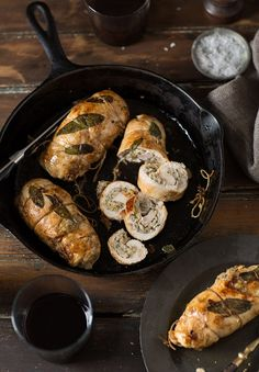 If you areever looking for a chicken recipe that is sure to impress, look no further than these rolled stuffed chicken breasts. The filling isakin to my pork, apple and sage pies so really its a …