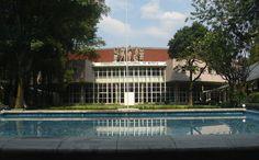 Conservatorio nacional de musica. Arq Mario Pani 1946