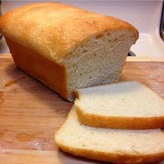 Julia Child's White Bread