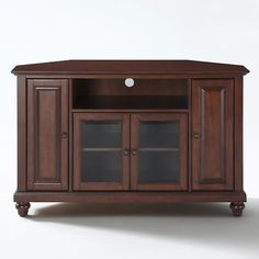 Exceptionnel Crosley Furniture KF10006D Cambridge Corner TV Stand