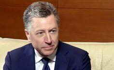 """Після зустрічі з американським дипломатом нардеп Мустафа Найєм виклав можливі деталі """"реальних переговорів"""" по миротворцям для захопленого Донбасу   Формат миротворчої місії для Донбасу, який обговорюється на """"реальних переговорах"""" США і РФ, схожий на формат,"""