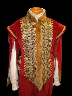 Christmas Doublet by Robear in Ojai, via Flickr