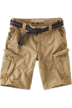Heren bermuda's  shorts - Brunotti Caldo Mens Walkshort
