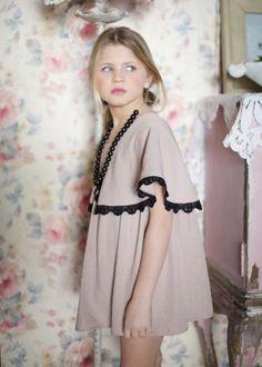 By Niné vestidos para niñas colección de verano 2018. Dresses for girls
