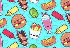 How to Create a Kawaii Soda Shop Pattern in Adobe Illustrator - Tuts+ Design & Illustration Tutorial