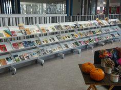 """Centro de interés """"Pequeños libros, grandes historias"""" / """"Liburu txikiak, istorio handiak"""" interes-gunea."""