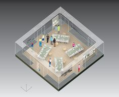 Exhibition Design No.3, The Other Architect, CCA- MOS
