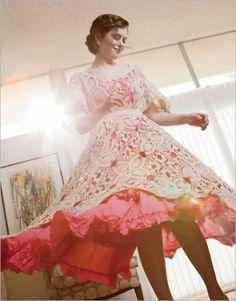 Coogee Bay Dress Crochet Pattern