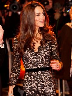Movie premiere or not. The first time i saw Kate Middleton in this dress by Alice Temperley I wanted to die! If they ever make a less expensive version of this dress i will be the first to buy