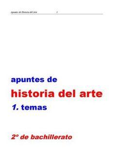 "Cover of ""Historia del arte"" Art Education, Art History, Books, Capes, Conservation, Paint, Studio, Wallpaper, Simple"