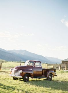 This vintage chevy truck is a real gem.  Make sure it's protected and visit: www.americancollectors.com.
