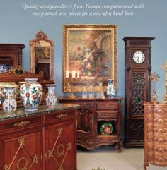 Heritage Antiques featured in Dallas Style Design (@dsdmag1)   Twitter
