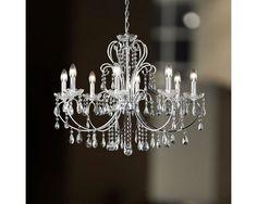 Lustr WOFI WO 5225.08.01.0000 (ARIZONA) | Uni-Svitidla.cz Rustikální #lustr do interiéru s paticí LED pro světelný zdroj od firmy #Wofi, #lustry, #chandelier, #chandeliers, #light, #lighting, #pendants