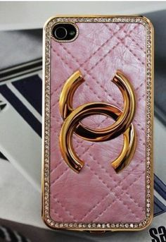 best iphone case ever #CHANEL
