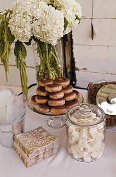 Dessert Bar Inspiration: Photo by: John Park Photography
