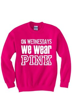 (5) kj58025's save of On Wednesdays We Wear Pink on Wanelo
