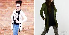 Trendy Lightweight Knit Cardigan