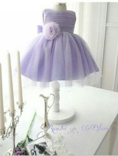 Dreamy Violet Frock from Rusche N Blume