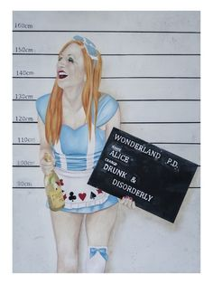 Alice: Narcotics possession - Adam Hornsby