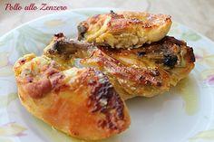Pollo allo Zenzero: un secondo piatto saporito e semplice. Una marinatura dai sapori decisi ma non invasiva che dona alla carne originalità, brio e sapore