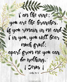 "sonsoflightdaughtersofday: "" ""As the Father has loved me, so have I loved you. Now remain in my love.""(Jesus, John I Am The Vine, by sonsoflightdaughtersofday. Biblical Quotes, Bible Verses Quotes, Bible Scriptures, Baptism Verses, Quotes About Love And Relationships, In Christ Alone, Memory Verse, Magic Words, Jesus Freak"