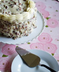 Mother Knows Best: Italian Cream Cake