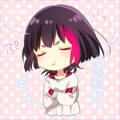 Ryuuji ❤️ Anime Shojo, Anime Chibi, Me Me Me Anime, Anime Guys, Character Concept, Character Design, Mikuo, Cartoon Games, Kawaii Anime Girl