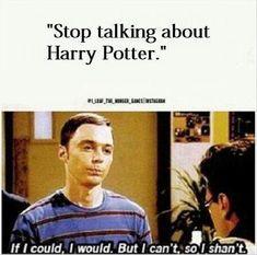 if i could, i would. but i can't, so i shan't.