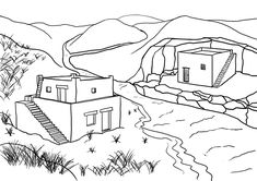 Scriptures and Stuff: The Wise Man Built his House Upon