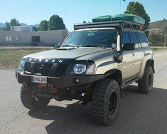 Offroad, Nissan Patrol Y61, Patrol Gr, Nissan 4x4, Land Cruiser, Boats, Toyota, Safari, Automobile
