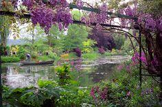 Claude Monet's Garden | Flickr - Photo Sharing!