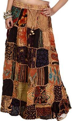 Hippie Skirts, Hippie Dresses, Boho Skirts, Gypsy Style, Bohemian Style, Boho Chic, Bohemian Gypsy, Bohemian Fashion, Mori Girl
