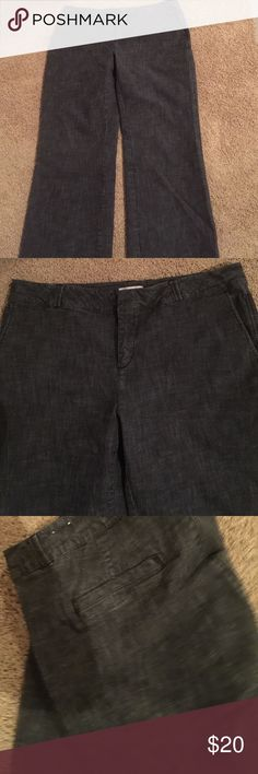 Coldwater Creek trouser fit jeans GUC Coldwater Creek Jeans Straight Leg