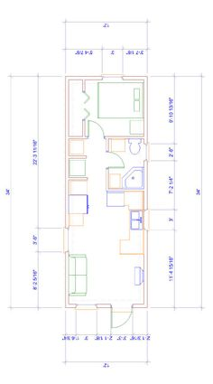 New Small Tree House Interior Floor Plans Ideas Tree House Plans, Small House Floor Plans, Cabin House Plans, Cabin Floor Plans, Modern House Plans, Studio Apartment Floor Plans, Studio Floor Plans, Tyni House, House Map