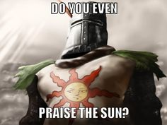 Dark Souls - Well, do you?
