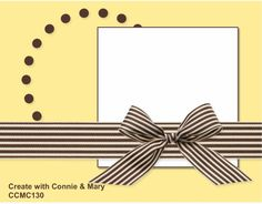 Template #2 by Connie Babbert  #130 Create & Connie & Mary