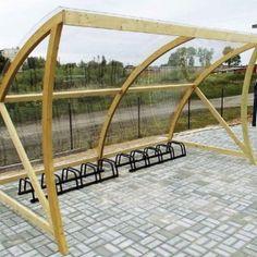 public bike shelter - Google Search
