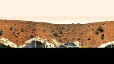 Pathfinder panorama in 360°