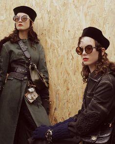 Vogue Italia via Instagram: Prada AW16