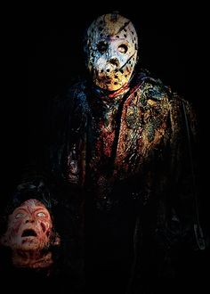 HORRORFIXXX is your daily source for horror in movies, on television, and everywhere in between. Horror Movie Characters, Horror Movies, My Life Movie, Friday The 13th Poster, Real Life Horror Stories, Jason Friday, Primal Fear, Film Genres, Horror Icons
