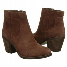 Seychelles Crazy For You Boots (Dark Brown Leather) - Women's Boots - 9.0 M