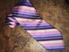 """Dion Signature Collection Italian 100% Silk Tie Multi-Color Loud & Proud 57"""" #DionSignature #Tie"""
