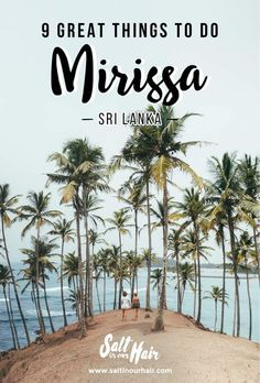 Things To Do Mirissa Sri Lanka pin