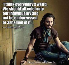 Everybody's Weird
